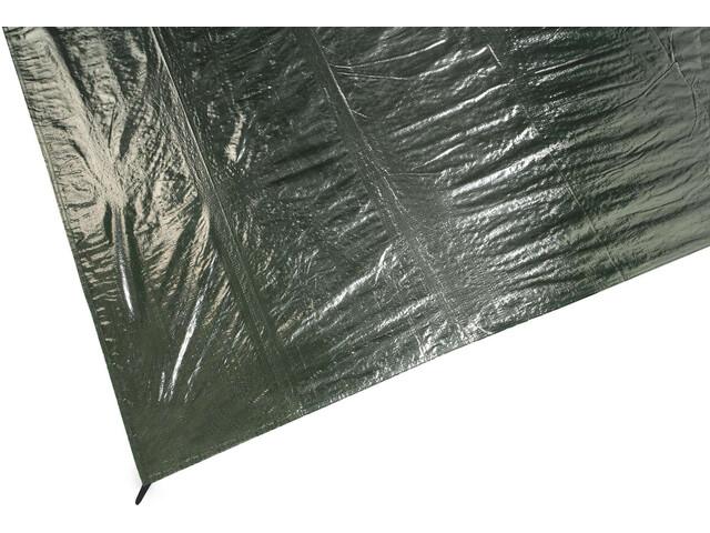 Vango Edoras 400XL Bâche de sol et toile de tente, black